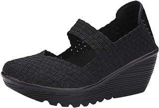 Amazon.es: zapatos de plataforma baratos