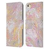 Head Case Designs Licenciado Oficialmente Ninola Verano Moderno 2 Carcasa de Cuero Tipo Libro Compatible con Apple iPhone 6 / iPhone 6s