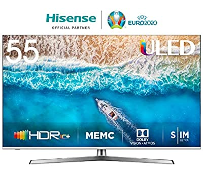 Hisense 4K Ultra HD, HDR, Dolby Vision, Triple Tuner, Smart TV, USB Recording