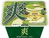 ロッテ 爽 抹茶フロマージュ185ml×18個
