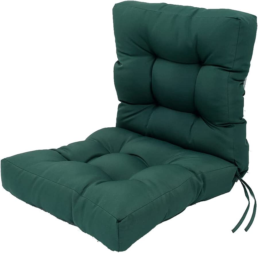 Outdoor High Back Chair 早割クーポン Cushion Pads Comf Thicken 祝開店大放出セール開催中 Dining