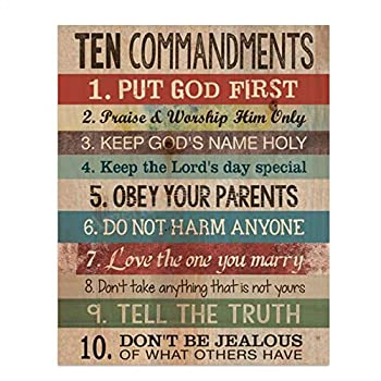 Best 10 commandments pictures Reviews