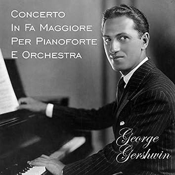 Concerto in fa maggiore per pianoforte e orchestra