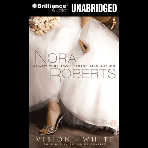Vision in White audiobook cover art
