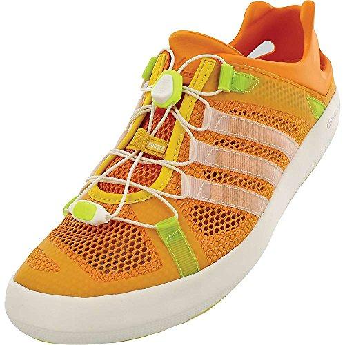 adidas Climacool Boat Breeze Shoe - Men's EQT Orange/Chalk White ...