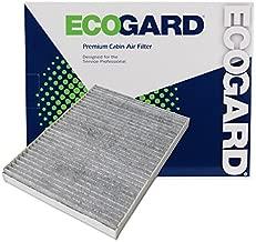 ECOGARD XC45383C Premium Cabin Air Filter with Activated Carbon Odor Eliminator Fits Volkswagen Beetle 1998-2010, Jetta 1993-2005, Passat 2002-2005, Golf 1993-2006, Jetta DIESEL 1997-2005