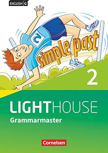 English G Lighthouse - Allgemeine Ausgabe - Band 2: 6. Schuljahr: Grammarmaster mit Lösungen