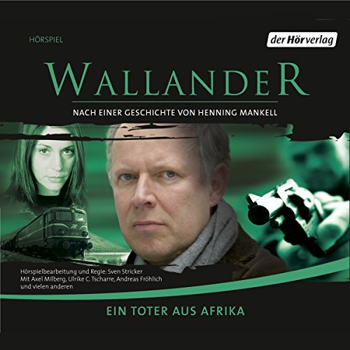 Ein Toter aus Afrika audiobook cover art