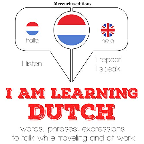 I am learning Dutch  By  cover art