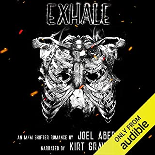 Exhale: An MM Shifter Romance cover art
