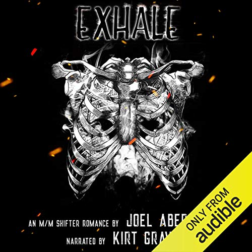 Exhale: An MM Shifter Romance cover art