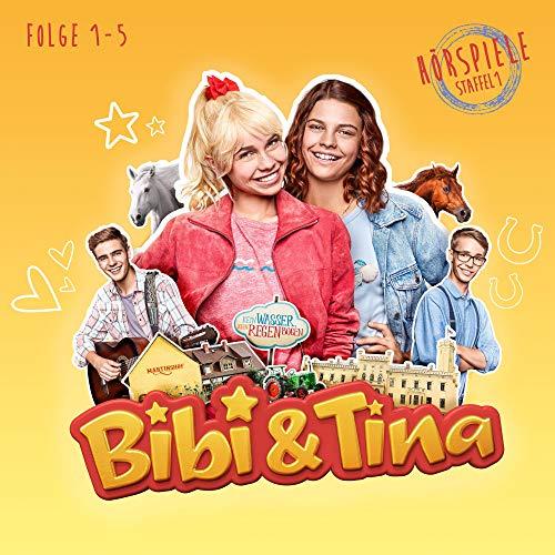 Bibi & Tina - Staffel 1, Episode 1-5. Hörspiele zur Amazon Prime Original Serie