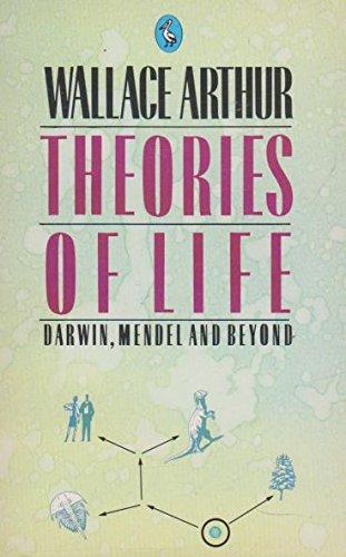 Theories of Life: Darwin, Mendel and Beyond (Pelican S.)の詳細を見る