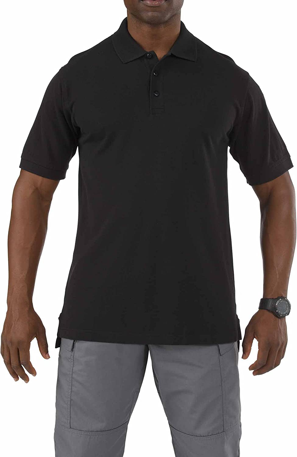 5.11 Men's Tactical Short-Sleeve Professional Polo