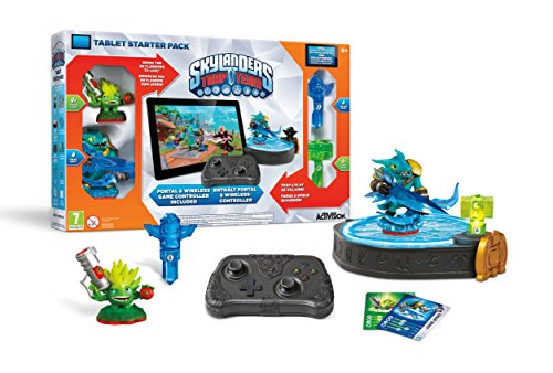 Skylanders Trap Team - Tablet Starter Pack - [Tablet PC]