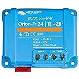Victron Energy ORI241220200R Convertidor CC/CC Orion-TR 24/12-20 240W. De 24 a 12 V - 20A