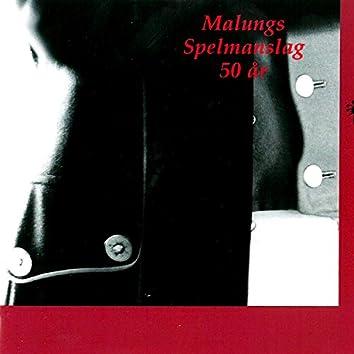 Malungs Spelmanslag 50 år