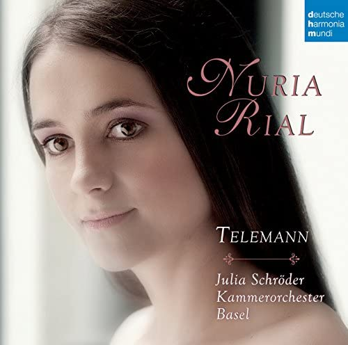 Nuria Rial & Kammerorchester Basel
