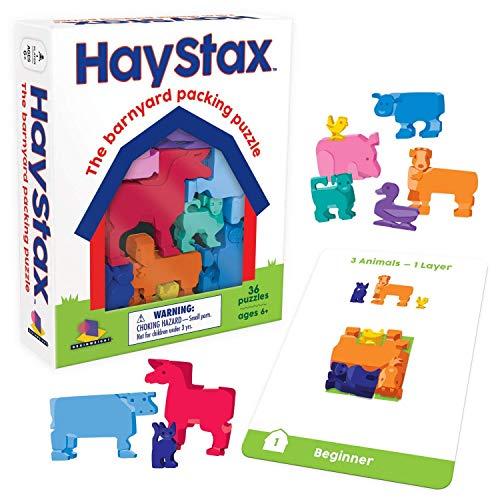 Brainwright Dog Pile Puzzle Game