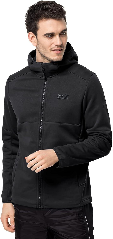 Jack Wolfskin Men's Standard Hydro Hooded Ii Jacket M