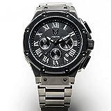 MSTR Watches Men's Ambassador Watch – AM127SS