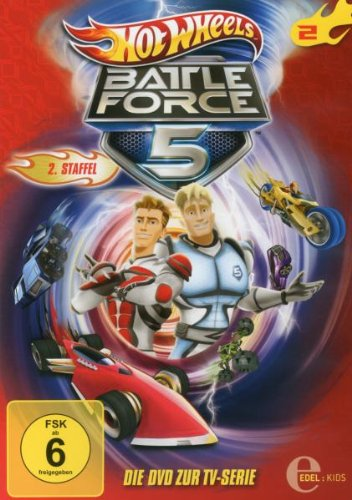 Hot Wheels Battle Force 5 - Folge 2