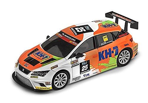 Ninco - Seat Leon Cup Racer KH7, Coche de Juguete (50656)