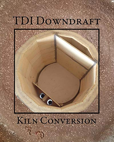 TDI Downdraft Kiln Conversion