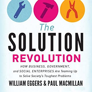 The Solution Revolution audiobook cover art