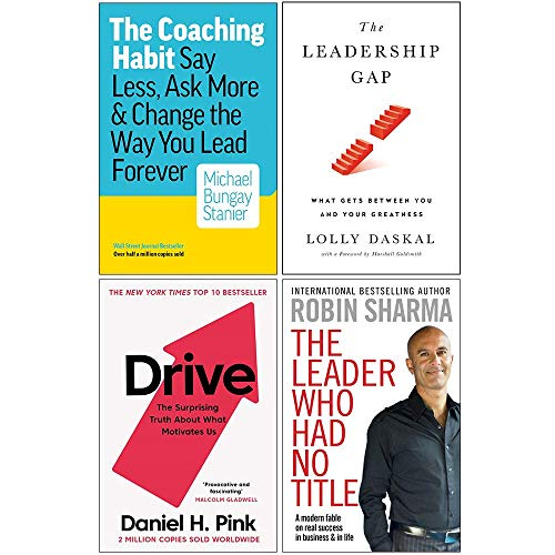 The Coaching Habit, Leadership Gap …