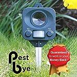 PestBye Répulsif anti-chat Cat Repeller Green #3