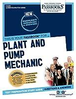 Plant and Pump Mechanic