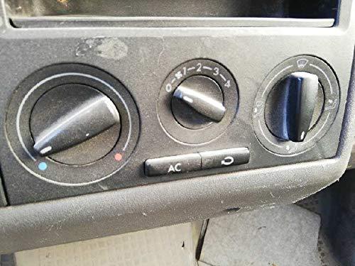 Mando Calefaccion/Aire Acondicionado V T4 Transporter/furgoneta 7D1 820 045 E (usado) (id:jtosp625250)