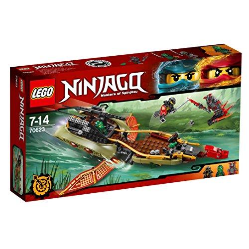 LEGO Ninjago 70623 - Schatten des...