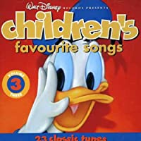 Vol. 3-Childrens Favourite Songs