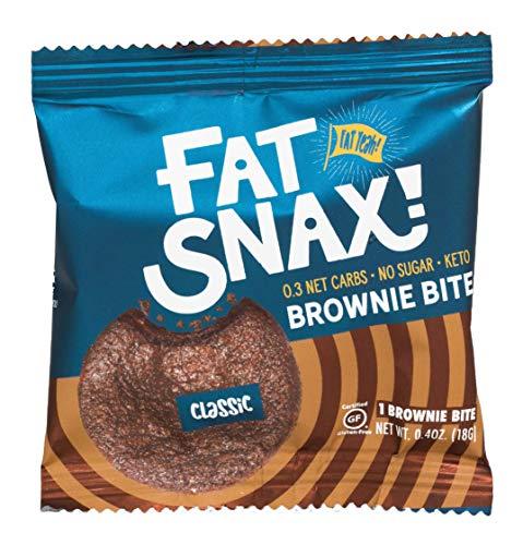 Fat Snax Brownie...