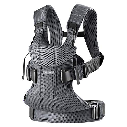 BabyBjörn Baby Carrier One Air, 3D Mesh, Anthracite
