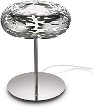 Alessi Barklamp Bm11-design tafellamp in 18/10 roestvrij staal, één maat