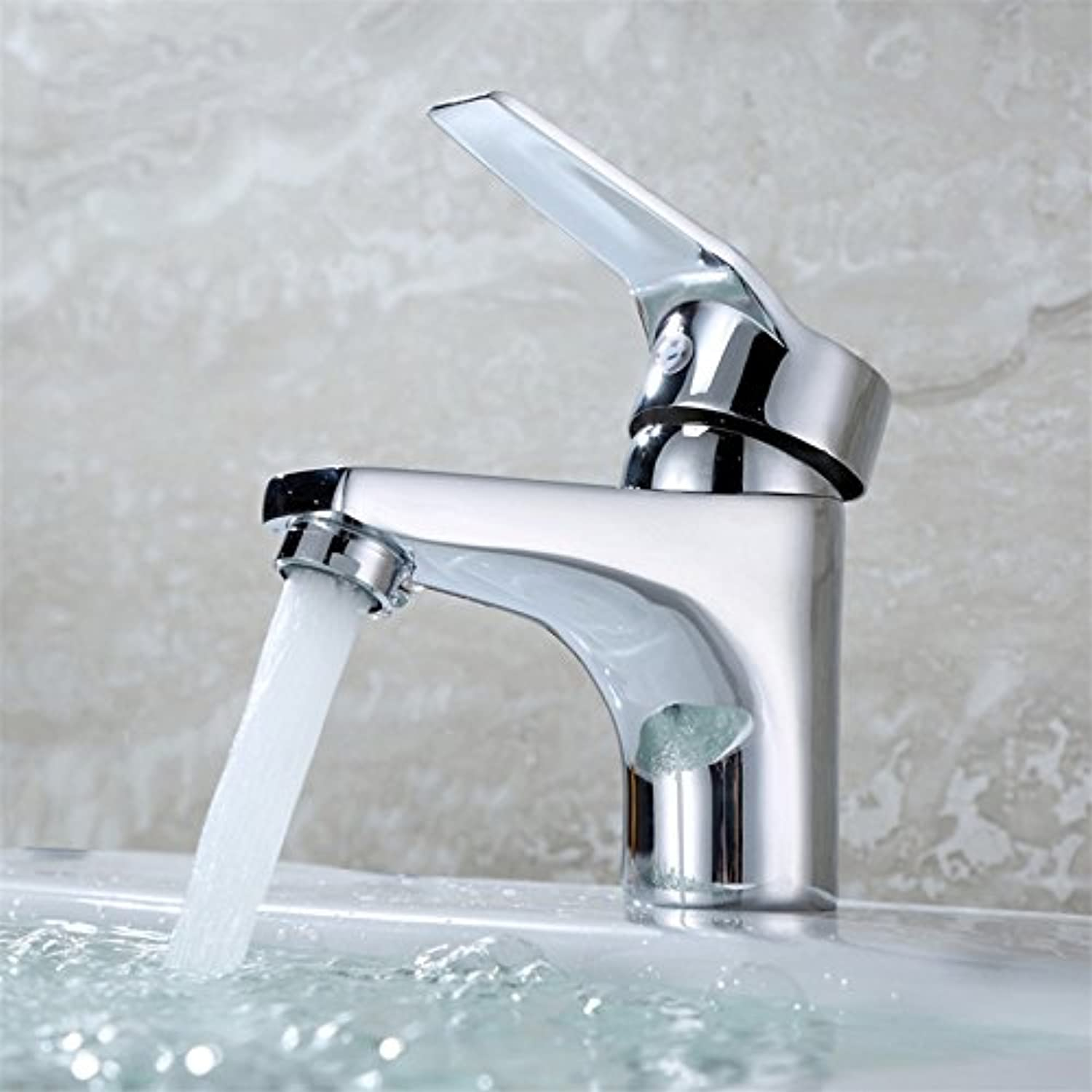 Retro Deluxe Faucetinging Kitchen Faucet Superior in Quality Chrome Polished Basin Faucet Hot and Cold Water Swivel Single Handle Mixer Tap