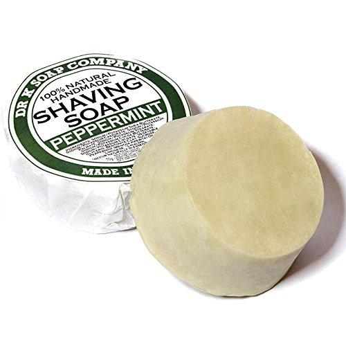 Dr. K - Peppermint Shaving Soap 70 gr