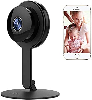 Security Camera System Wireless 1080P HD Surveillance Camera Baby Monitor with Two Way Audio, Indoor Security Camera Night...