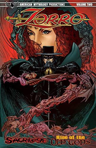 Zorro Vol 02 TPB: Sacrilege & Rise of the Old Gods