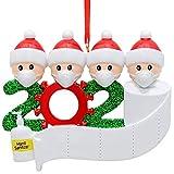 Migaven Christmas Tree Ornaments Family of 4