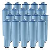 20 x filtro-cartuccia per caffè completamente automatiche di Jura (filtro cartuccia Blue)