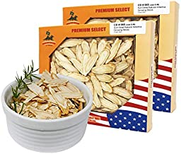 DOL American Ginseng Slice 4oz/Box(2Boxs) from Wisconsin ????/???? ?Sliced Ginseng Root?113g/Box