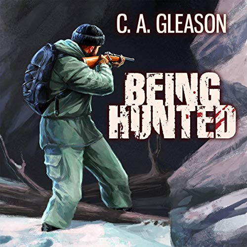 『Being Hunted』のカバーアート