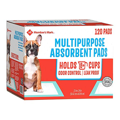 Sam's Club Puppy Pads
