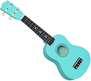 Professional 21 inch Small Acoustic Soprano Ukulele 21 inch colorful basswood Ukulele for novice Guitar learner low price ...