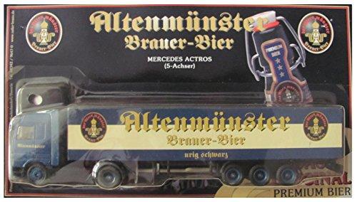 Altenmünster Nr.03 - Brauer Bier urig schwarz - MB Actros - Sattelzug