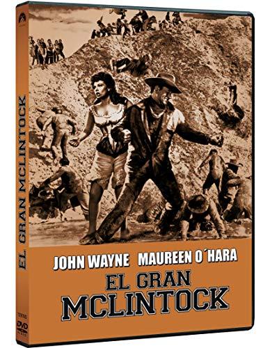 El Gran Mclintock (1963) (Poster Clásico) [DVD]